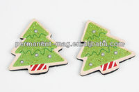 fridge magnet advertisement magnet / magnetic christmas tree