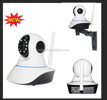 pluy & play 720p home security camera intelligent software voice intercom night vision iphone 360 onvif wifi ip camera