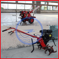 High efficiency Power tiller trailers for cultivators