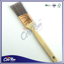 ColorRun tapered filament wooden handle innovative paint brush