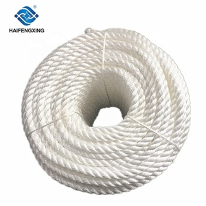 Diameter 24MM 3 Strand Polypropylene Monofilament Rope