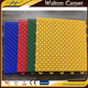High Quality Sport Court Used PP Interlocking Carpet Tile Badminton Floor Mat