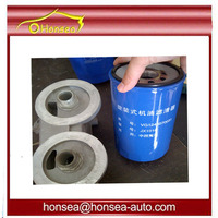 Original High Quality Sinotruk oil filter auto parts Sinotruk spare auto parts