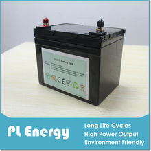 12V 33Ah lithium ion battery for cars