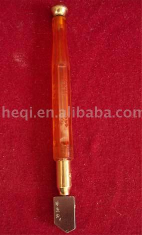 Diamond glass cutter