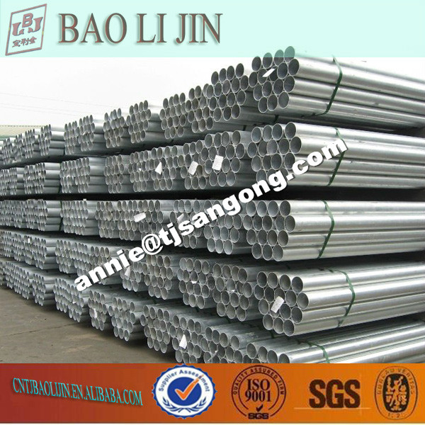 Welded Thin Wall Steel Pipe