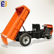 diesel or battery mini underground mining dump truck\diesel or battery Freight tricycle vehicles motorcycle for sale