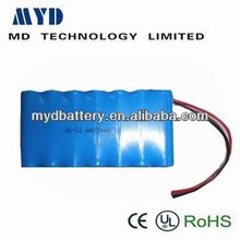 High quality 1.2V 1800mAh SC Ni-cd Battery Pack for power tools metabo