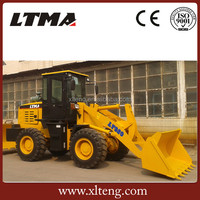 1.8t 2 ton 3 ton small tractor front end loader