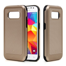 Low minimum quantity Drill god hybrid shockproof back cover for Samsung N9300 combo case
