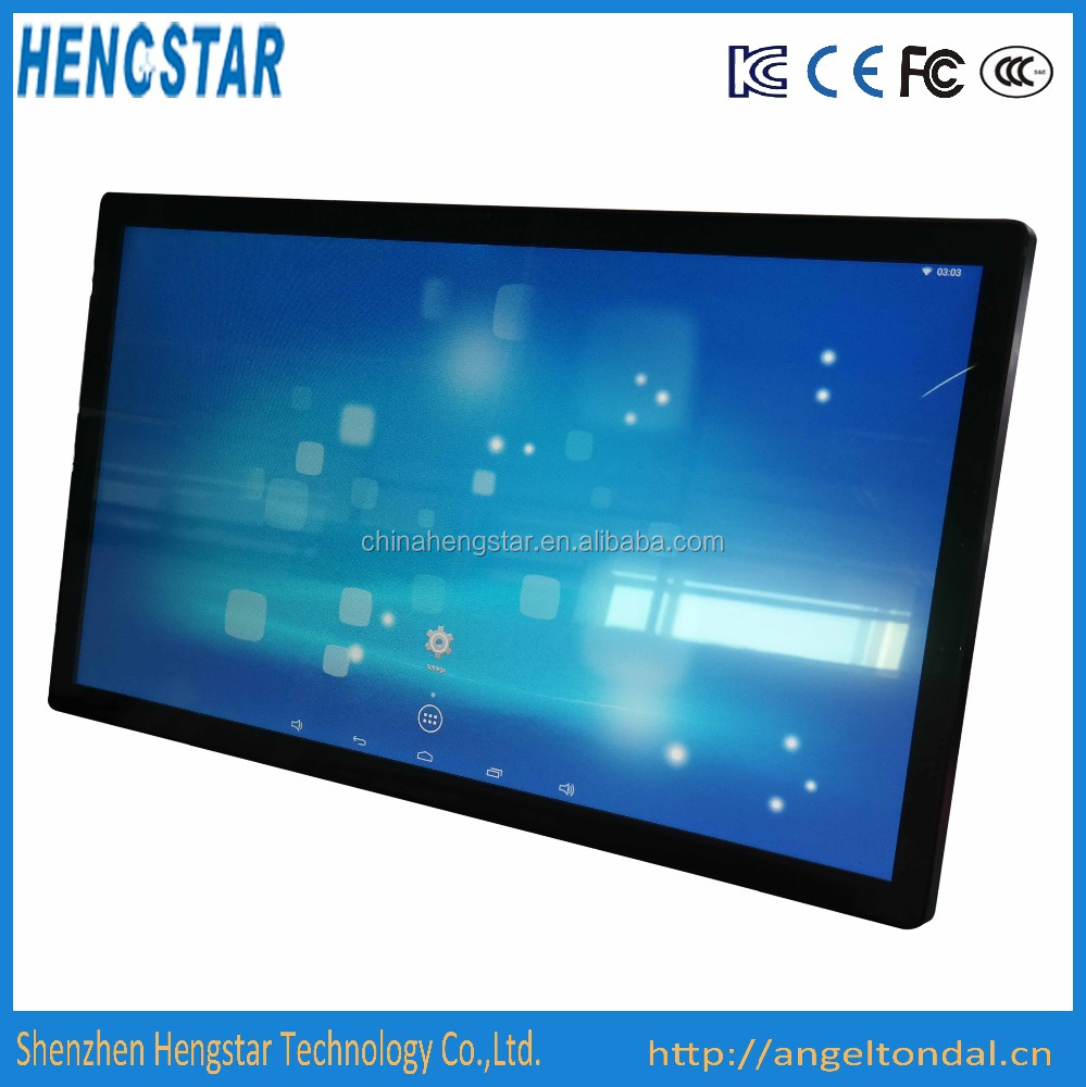 43'' TFT-LCD Easy Touch Android Tablet PC/HD Android Tablet