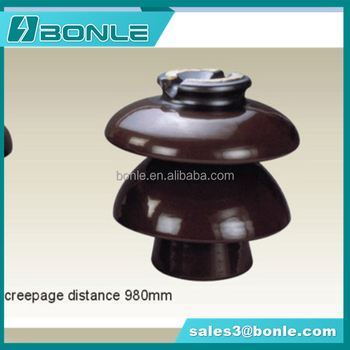 38kv pin type insulator porcelain insulator