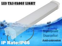 Waterproof high quality emergency led tri proof lamp