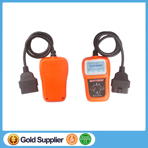 100% Original Super Automotive Mini U581 CAN OBDII/EOBDII Code Reader Obd2 Scanner