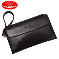 business leather clutch wallets /handbags for men