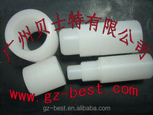 Teflon PFA PTFE PVDF Customized Products Moulding Injection Teflon Products