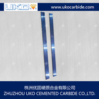 tungsten carbide rectangular strips for enginnering industry