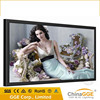 New crystal acrylic LED light box photo display lightbox for advertising