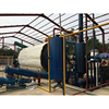 rubber raw material machine used plastic pyrolysis plant for sale