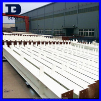 precisely welded H steel section beam
