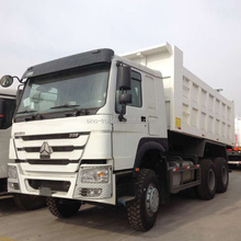 New Model HOWO 25T loading capacity 20m3 tipper truck