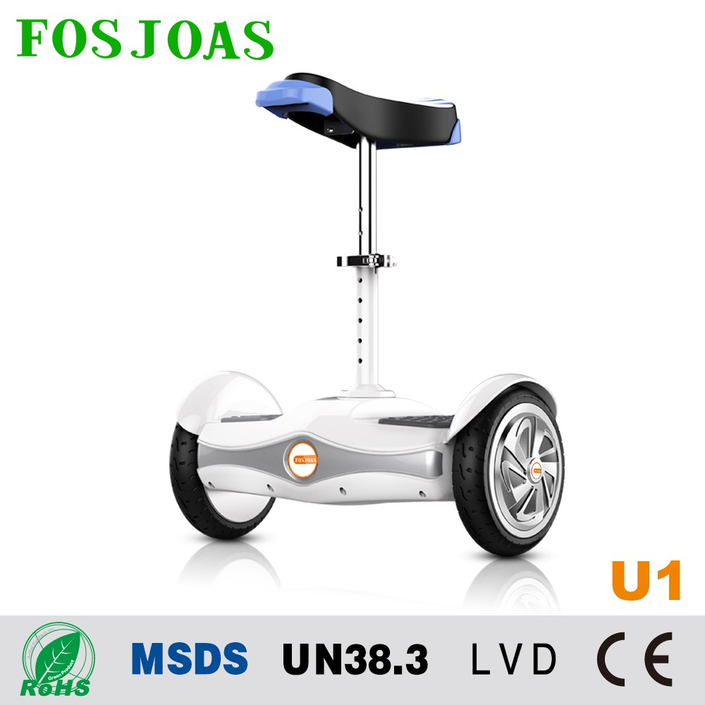 Newest electric balancing scooter 2 wheel self balance personal transporter