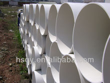 Large Diameter PVC Sewer Pipe