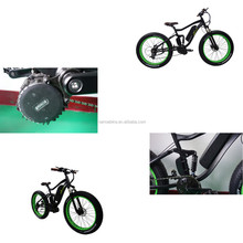 HOT sale online! 48v 1000w 26 x4.0 ' Fat tire electric bicycle / bike with C961 display