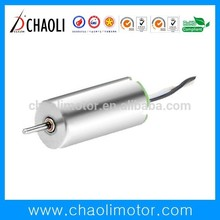 Low noise stable operation 3.7v motor CL-0612 for Household appliances
