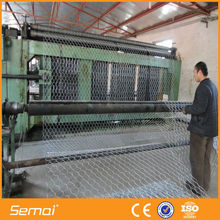China Machinery CE Certificated Hot Dipped Galvanized Gabion Basket Weaving Machine Best Factory Price Professional Manufacture