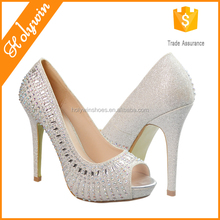 Wholesale ivory pakistani bridal shoes,women party apparel party shoes for girls