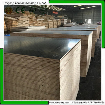 High Quality film faced plywood , concrete formwork plywood , hardwood core plywood