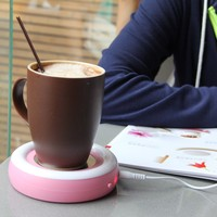 Mini Portable USB Warmer,USB Cup Warmer,USB Coffee Warmer usb milk warmer