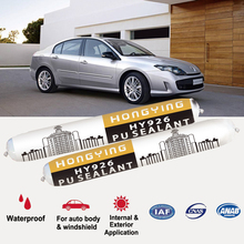 black polyurethane sealant / pu sealant for automobile