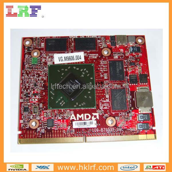HD4670 M96M VGA Video Card for Laptop 5739 5935 7735 7738 8735 8935
