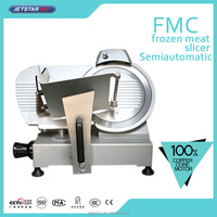 Magnesium Alloy Electric Frozen Meat Flaker for Meat Processing