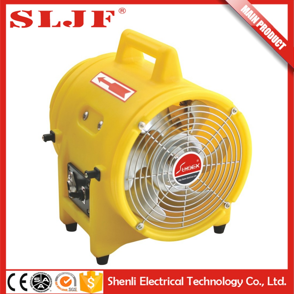 sparkless exhaust propeller industrial fan blower