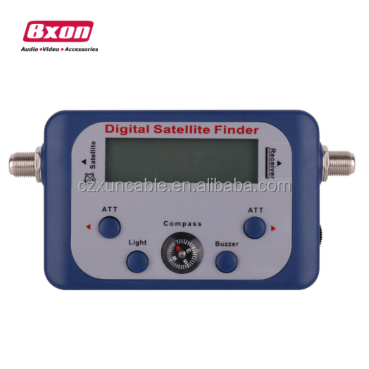 SF-95L Mini Digital <strong>Satellite</strong> Signal Finder Meter With LCD Display Compass