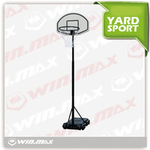 quick adjustment 1.65-2.05m indoor basketball stand for #7 standard basketball