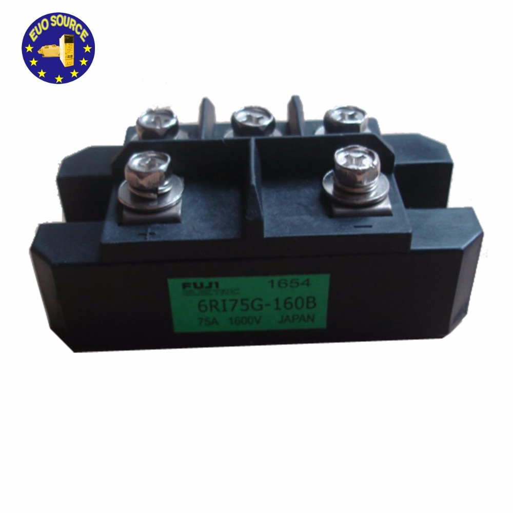 3 phase half controlled bridge rectifier 6RI75G-160B
