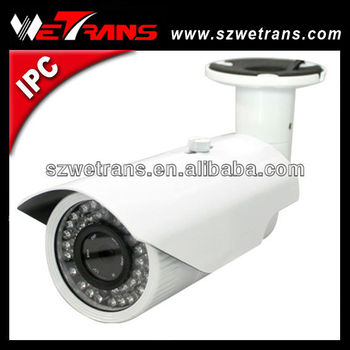 Wetrans Waterproof Night Vision Network 5MP Onvif IP Camera Outdoor