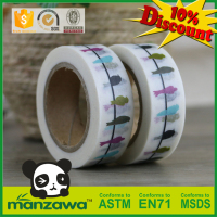 manufacturer china birthday washi tape