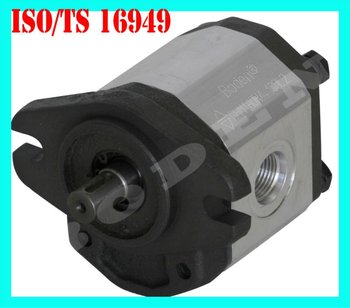 Mini Hydraulic Gear Motor For Mobile Industrial View Mini
