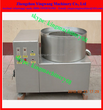 oil/ water separator from food