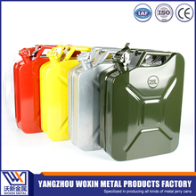 Latest Hot Selling water metal gas canister