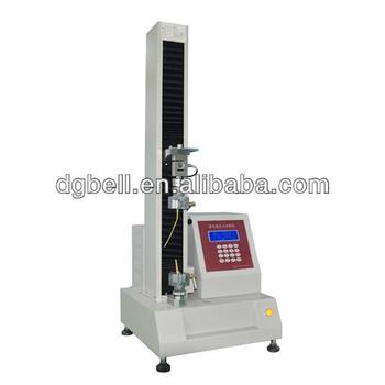 Desktop type universal tensile testing machine with competitive price