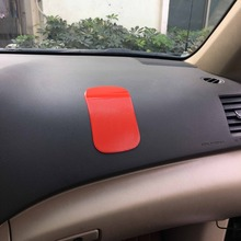 Anti-Slip Non-Slip Mat Car Dashboard Sticky Pad Adhesive Mat for Cell Phone CD Electronic Devices
