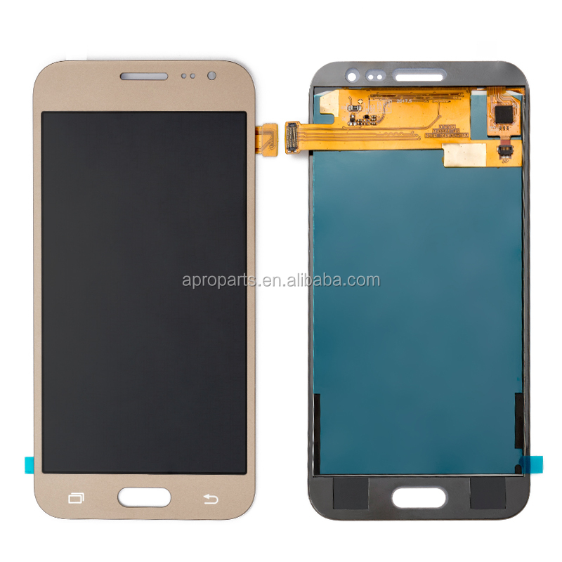 100% Tested <strong>Lcd</strong> For Samsung J2 J200 J200F J200Y <strong>Lcd</strong> Display With Touch Screen Digitizer Assembly For Samsung J2 <strong>Lcd</strong>