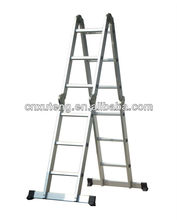 Aluminium easy Folding A shape Ladder,3.6m of Multipurpose Ladder