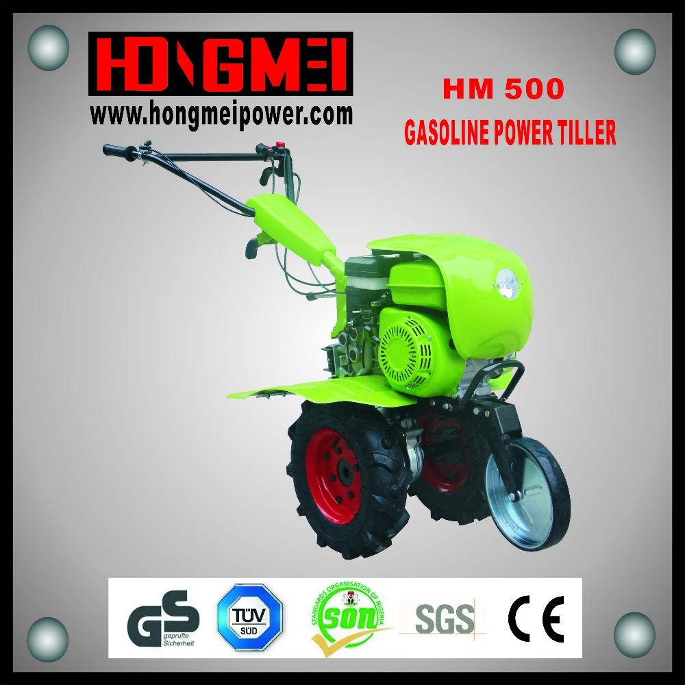 2015 Hot sale!Motor Hoe /Gasoline Tiller HM500 /Ce / Power Tiller/Cultivator